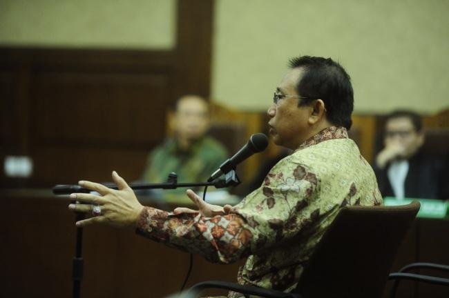 LAMPUNG POST | KPK Panggil Mantan Ketua DPR 2009-2014