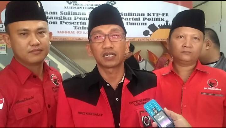 LAMPUNG POST | DPC Tubaba Sebut Pemberian Tugas ke Herman Bukan Akhir Sikap Politik PDIP