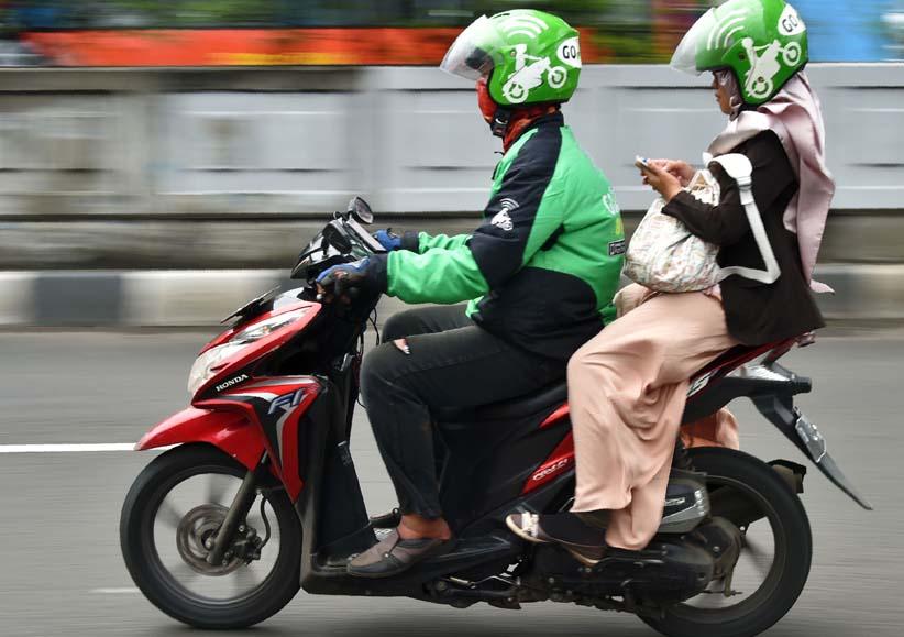 Pemkot Ancam Sisir Angkutan Online