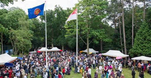 LAMPUNG POST | KBRI Belanda Rayakan Idulfitri Bersama WNI dan Duta Negara Sahabat