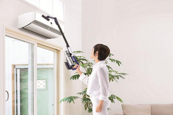Sharp Hadirkan Vacuum Cleaner tanpa Kabel