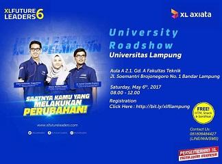 LAMPUNG POST | Besok, XL Future Leaders Hadir di Unila