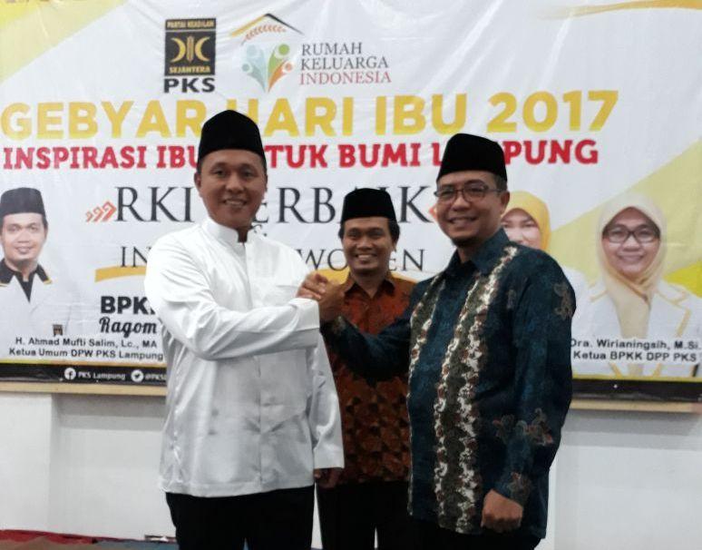 LAMPUNG POST | Mustafa-Aja Siap Tempur di Pilgub Lampung