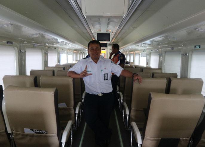 Tiket KA untuk Mudik Bisa Dipesan H-90