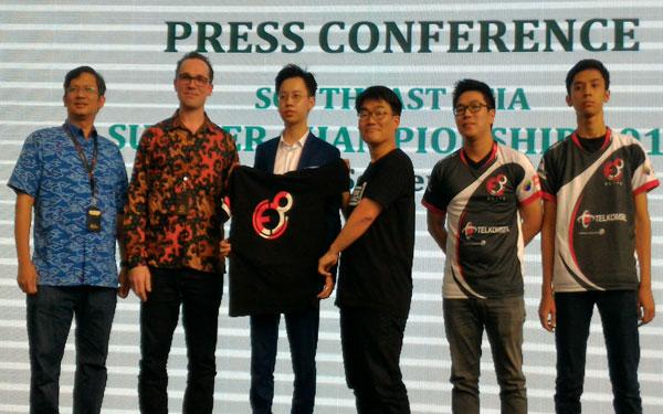 LAMPUNG POST | TelkomselTuan Rumah untuk Kejuaraan Vainglory Asia Tenggara Pekan ini