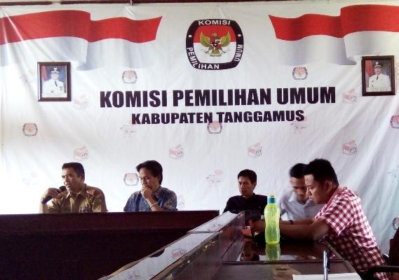 LAMPUNG POST   Bimtek PPK dan PPS Tanggamus Dilaksanakan 2018