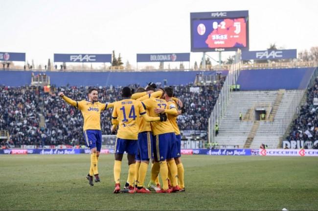 LAMPUNG POST | Juventus Geser Inter Milan dari Peringkat II Klasemen