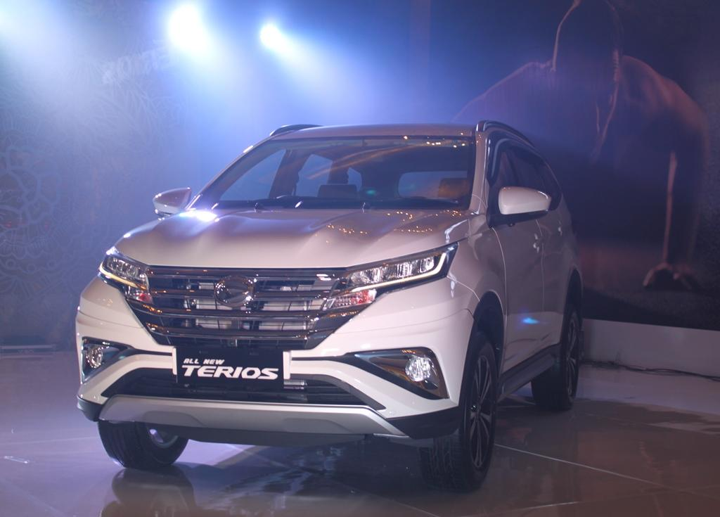 LAMPUNG POST | Hingga November 2017, Daihatsu Jual 173.353 Mobil
