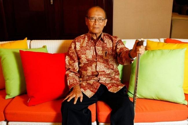 Buya Syafii Berharap Presiden Tak Lagi Rombak Kabinet
