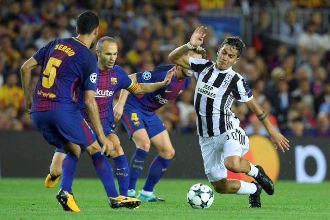 LAMPUNG POST | Data dan Fakta Jelang Laga Juventus vs Barcelona