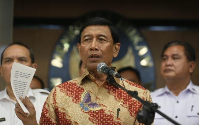 LAMPUNG POST | Wiranto: Ormas Berhak Gugat Perppu Lewat Pengadilan
