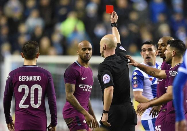 LAMPUNG POST | Buntut Kericuhan, City dan Wigan Terancam Sanksi FA