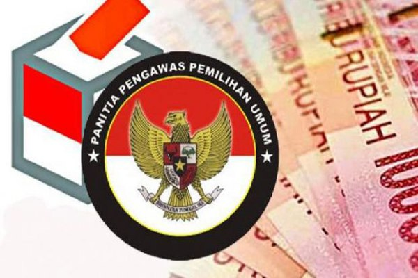 LAMPUNG POST | Besaran Honor Ketua Panwas Kabupaten/Kota Rp6,8 Juta/Bulan