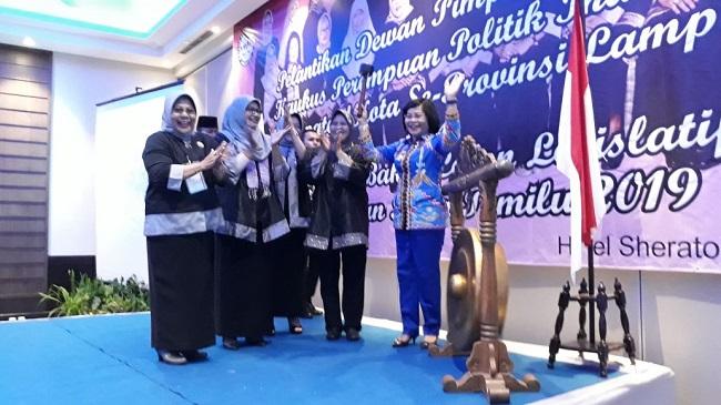 Sinergisitas Bangun Lampung di Bidang Perempuan dan Sosial Kemasyarakatan