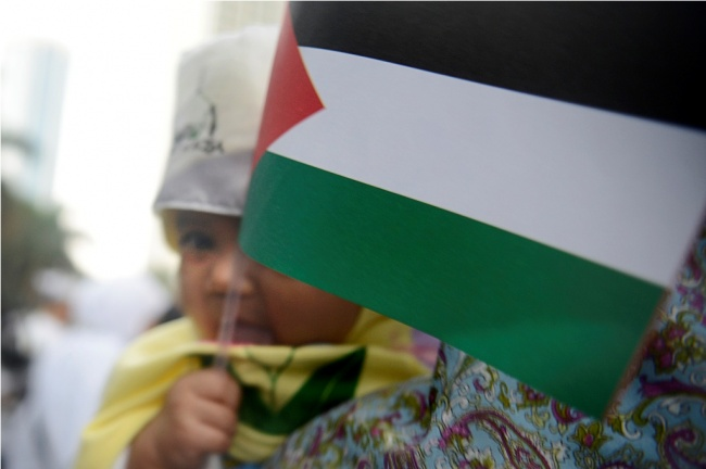 LAMPUNG POST | Ratusan Warga Indonesia Jadi Orang Tua Asuh Anak-anak Palestina