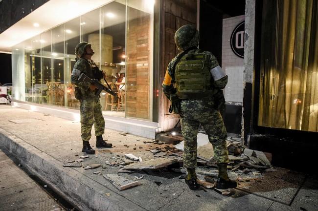LAMPUNG POST | Korban Tewas Gempa Meksiko Bertambah Jadi 61 Orang