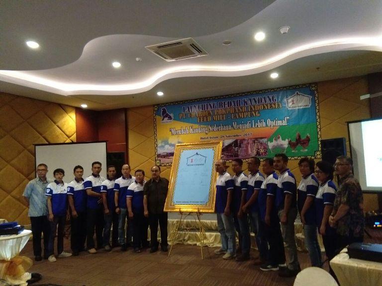 PT CPI Feed Mill Lampung Luncurkan Program Bedah Kandang
