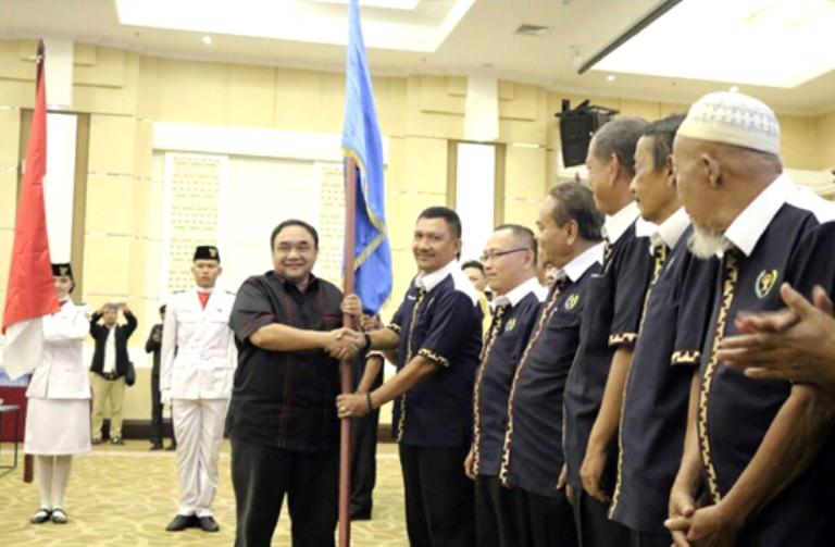 LAMPUNG POST | Mantan Ketua PWI Lampung, Agus S Soeleman Meninggal Dunia