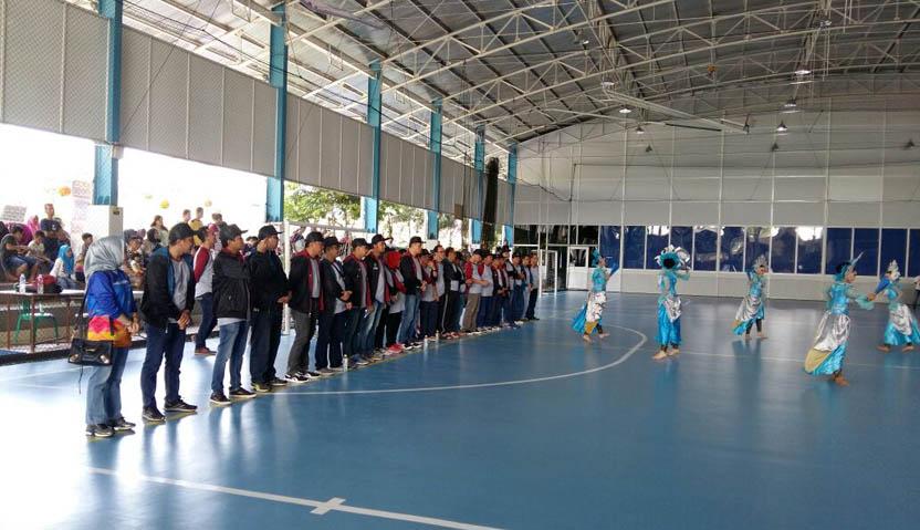 LAMPUNG POST | 43 Peserta Ramaikan Pekan Olahraga Perbankan Lampung