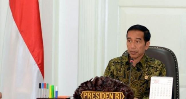 Jokowi Minta Jajarannya Fokus pada Investasi