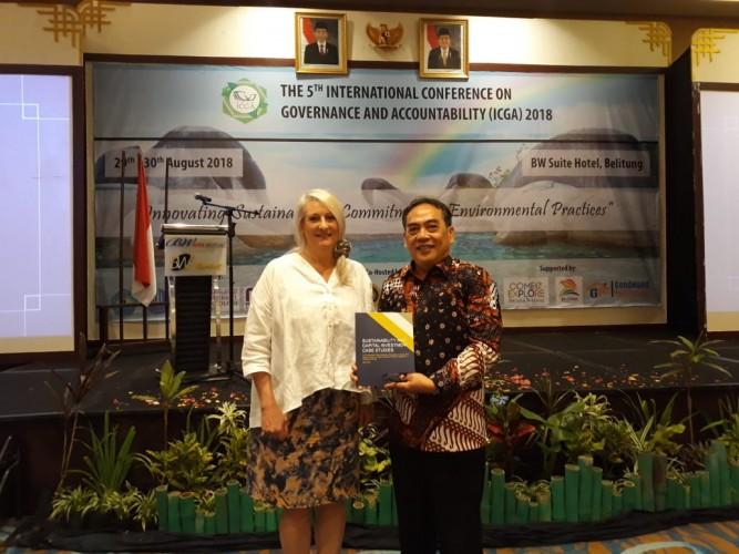 FEB Jadi Tuan Rumah Internasional Conference