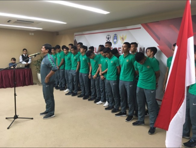 LAMPUNG POST | Jadwal Lengkap Siaran Langsung Timnas Garuda di Piala AFF U-19