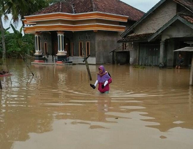 Banjir, Aktivitas Pelajar Terganggu