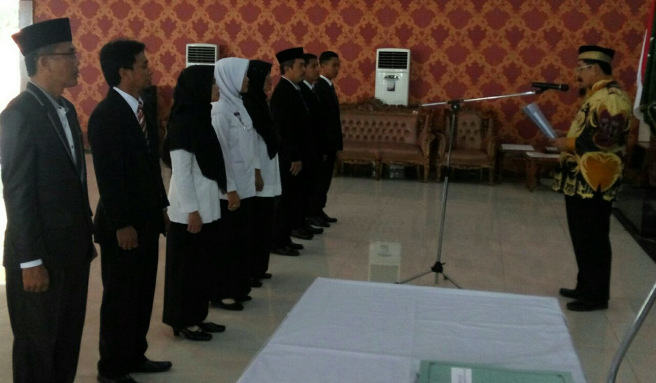 Muhammadiyah Angkat 10 Kepsek SMA/SMK Baru