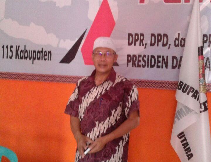 KPU Lampura Tunggu Laporan DPS Hasil Perbaikan