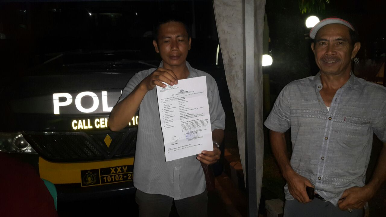 LAMPUNG POST | Penagih Utang Rampas Mobil Warga Lampung Timur