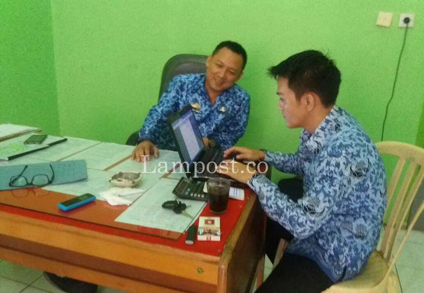 LAMPUNG POST   Lampung Utara Belum Terima Dana Desa Tahap II