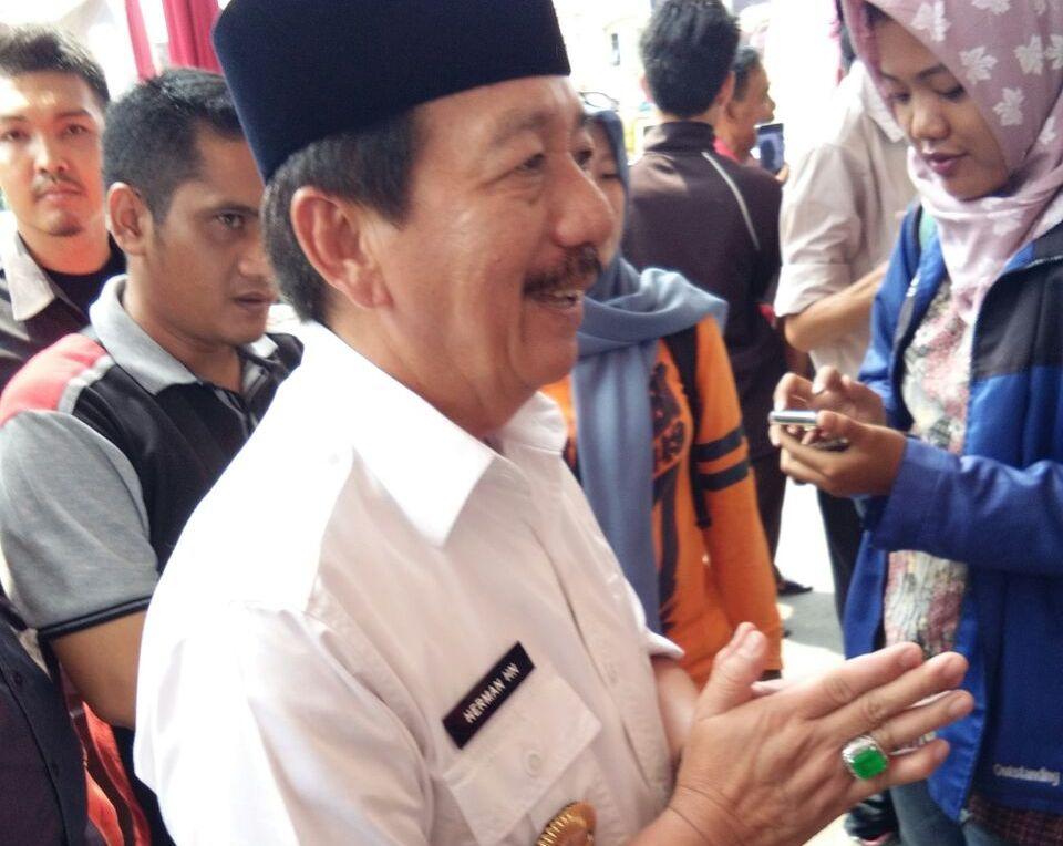 LAMPUNG POST | Tak Ikut Fit and Proper Test, Herman HN optimistis Rekomendasi Cagub untuk Kader PDIP