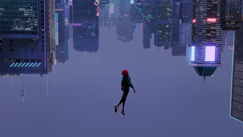 Film Spider-Man: Into the Spider-Verse Rajai Box Office