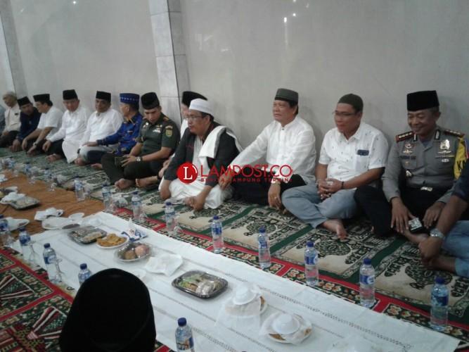 Forkopimda dan FKPP Silaturahmi Pererat Persatuan