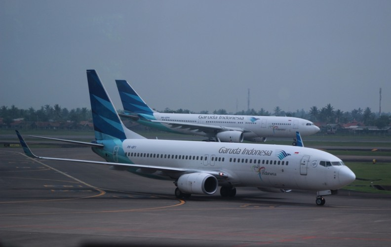 Garuda Buka Rute Lampung-Bandung Seharga Rp590 Ribu