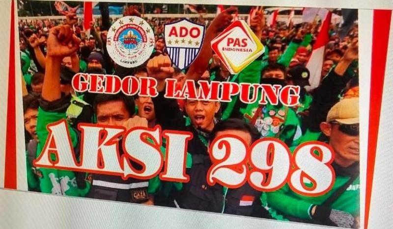 Gedor Lampung akan Lanjutkan Mediasi ke PT Gojek