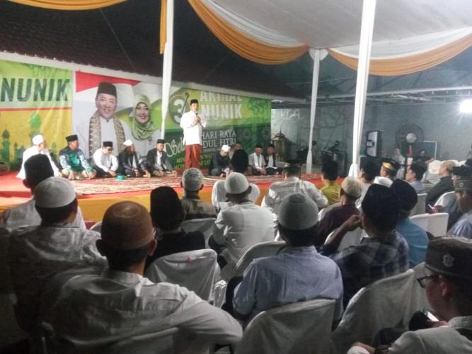 Gelar Pengajian, Arinal Minta Didoakan oleh Masyarakat Lampung