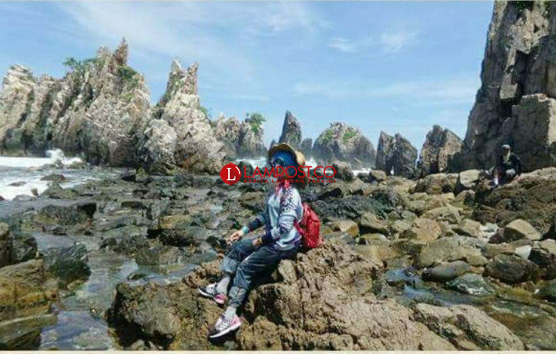 Gigi Hiu Masuk Nominasi Surga yang Terpopuler di Indonesia