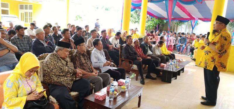 Bappilu Golkar Mantabkan Tim Menangkan Jokowi-Amin
