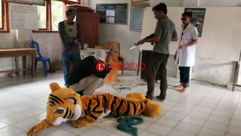 Gugah Kesadaran BersamaSelamatkan Harimau Sumatera