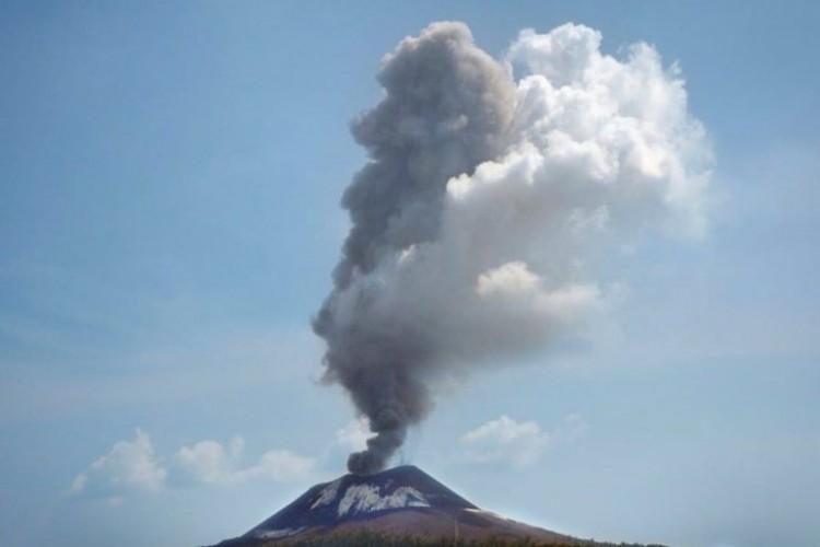 Gunung Ibu Meletus, Aktivitas GAK Menurun