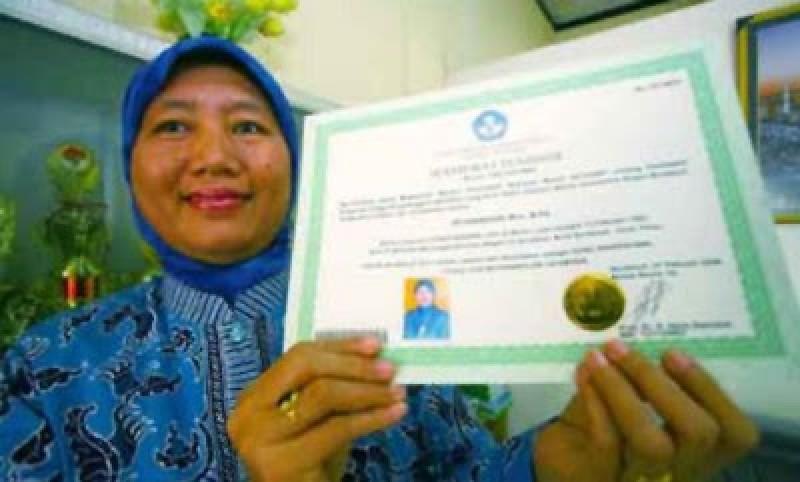 Guru Pendidikan Agama Islam Tanyakan Sertifikasi Triwulan Satu