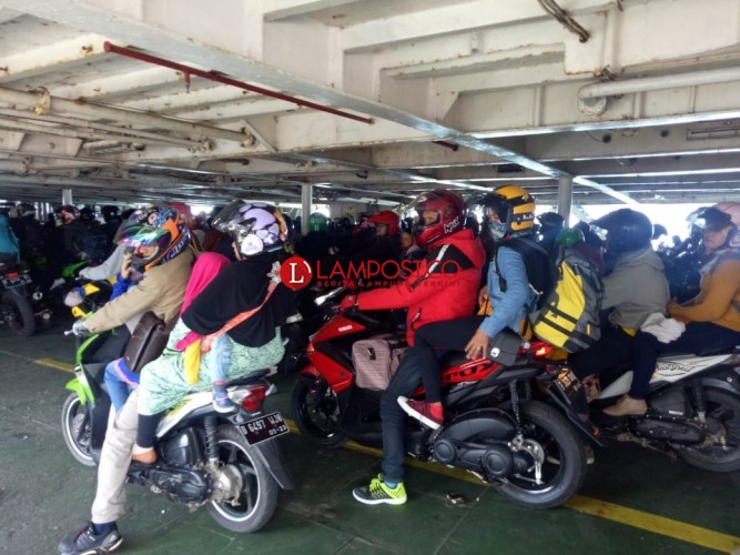 H-5 Lebaran, Jumlah Pemudik ke Sumatera Tembus 264.964 Orang