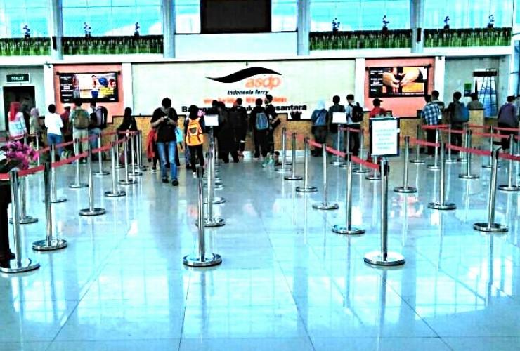 Hadapi Lebaran, ASDP Siapkan 49 Loket Tiket Kedaraan dan Penumpang