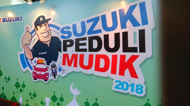 Halo Suzuki Mudik Assistant Siap Beri Kemudahan Pemudik