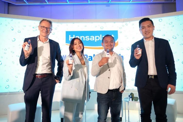 Hansaplast Luncurkan Produk Spray Antiseptik