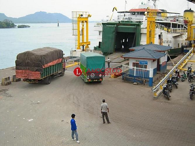 Hari ini, Pelabuhan Laut Lampung Diprediksi Diguyur Hujan