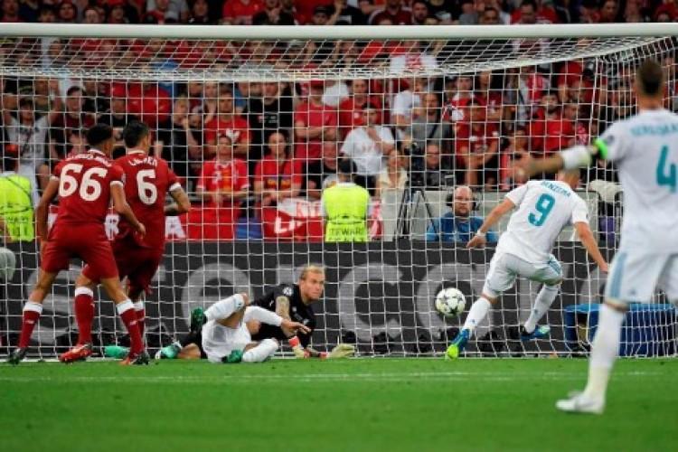 Hattrick, Real Madrid Juara Liga Champions 2018