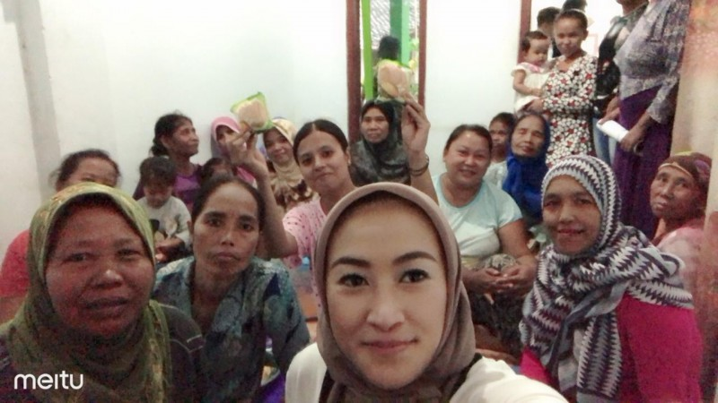 Hentikan Pernikahan Anak, Perempuan Jember Pilih Jokowi