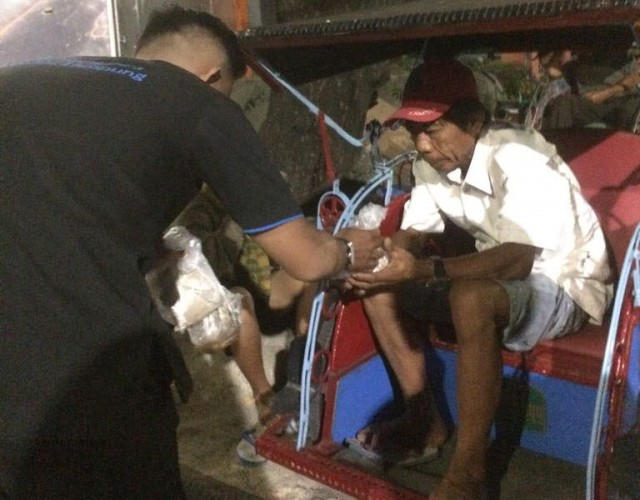 HMJ Sosiologi Gelar Sahur On The Road